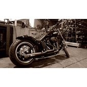 MOHICAN HD SOFTAIL