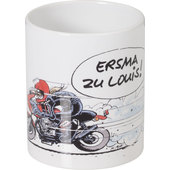 MOTOmania mug *FIRST STOP LOUIS!*