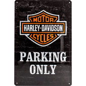 Metal Sign Harley-Davidson Logo