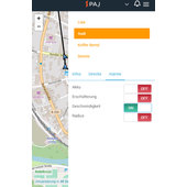 MOTORCYCLE FINDER GPS-
