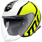 Schuberth M1 Flux Yellow jethelm
