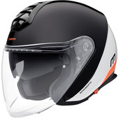 Schuberth M1 Gravity Orange jethelm