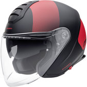 Schuberth M1 Resonance Red jethelm