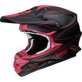 Shoei VFX-W Hectic TC-1 casco cross
