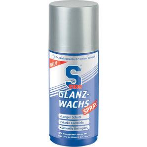 S100 GLANZ WACHS SPRAY