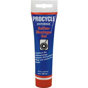 PROCYCLE TYRE FITTING
