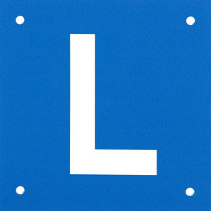 L-PLATE SWITZERLAND