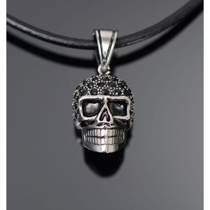 NECKLACE WOMAN *SKULL*