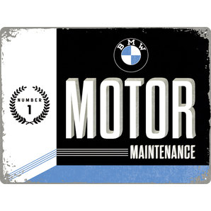 BMW *MOTOR MAINTENANCE*