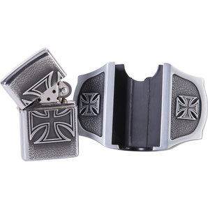 BUCKLE WITH LIGHTER