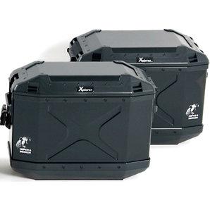 hepco becker alu koffer xplorer 30 30 liter kaufen. Black Bedroom Furniture Sets. Home Design Ideas