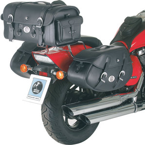 H+B SADDLEBAGS BUFFALO