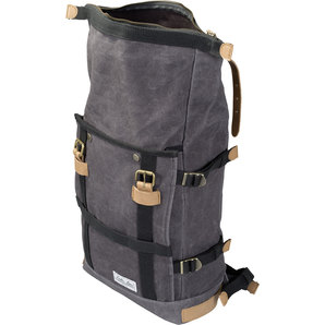c91321e0c6c4f Buy Vintage backpack small Canvas anthracite