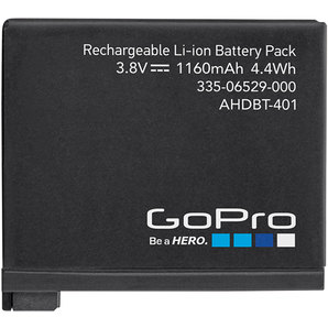 GOPRO HERO4 SPARE BATTERY