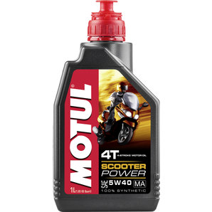 MOTUL SCOOTER POWER 4T