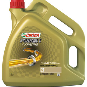 buy castrol power1 racing 2t engine oil fully synthetic. Black Bedroom Furniture Sets. Home Design Ideas