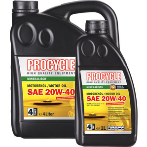 PROCYCLE 4-STR. ENG. OIL
