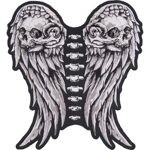 Sew-On Badge - Wings