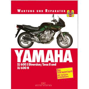 Haynes Yamaha Xj Wiring Diagram on