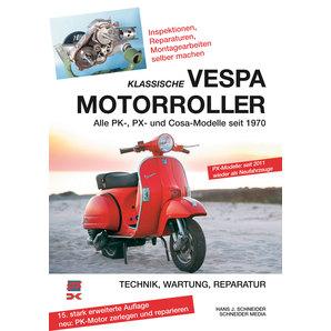 LIVRE : VESPA MOTORROLLER