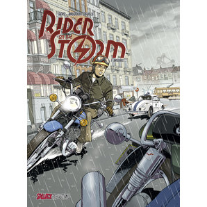 "Buch/Comic - ""Rider on the Storm"""