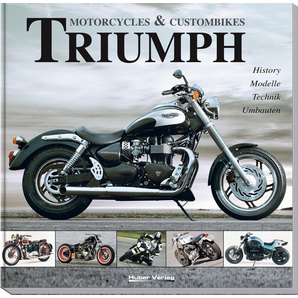 BOOK -TRIUMPH MOTORCYCLES