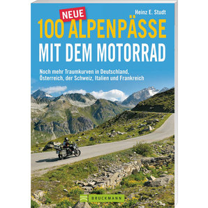 Travel Guide 100 New Alpine Passes