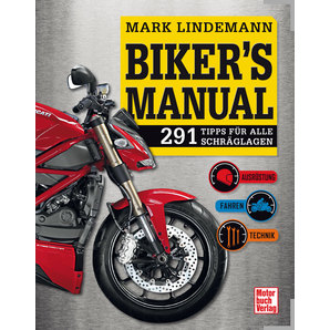 BOOK - BIKERS MANUAL