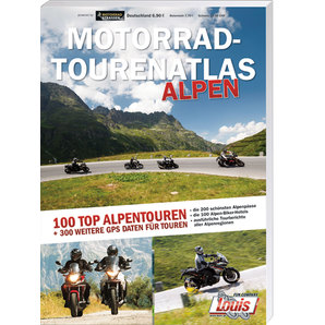 MOTORRAD TOURENATLAS