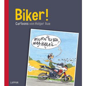 BOOK - MOTOMANIA *BIKER!*