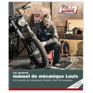 MANUEL DE MÉCANIQUE LOUIS