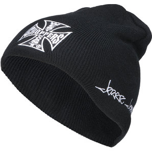 Buy Wcc Iron Cross Beanie Louis Motorcycle Clothing And
