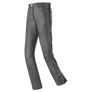 Exell III Leather String Jeans