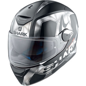 Buy Shark Skwal Trion Chrome Full Face Helmet Louis Motorcycle