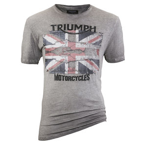 TRIUMPH CRACK UNION JACK