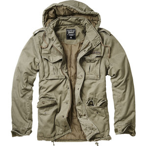 BRANDIT AVIATOR JACKET