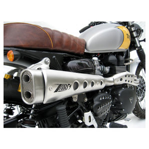 ZARD RETRO EXHAUST SYSTEM