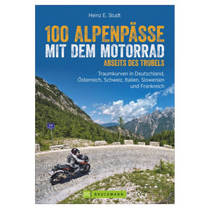 100 Alpine Passes By Bike