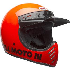 Buy Bell Moto 3 Flo Orange Louis Motorcycle Leisure