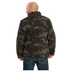 HERREN JACKE OUTDOOR Brandit Britannia Winter Jacket camel