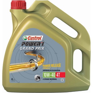Grand Prix Engine Oil SAE 10W-40