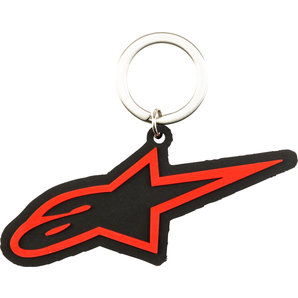 Ageless Keyring Red