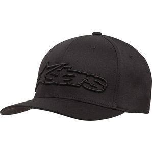 Blaze Flexfit Cap Black