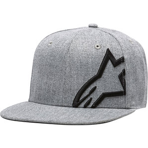 Corp Snap Cap Grey
