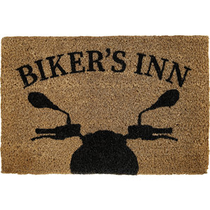 "Paillasson ""Bikers Inn"""