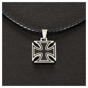 "Necklace ""Iron Cross"""