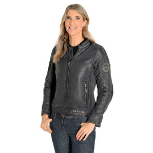 51929.47 Ladies leather jacker