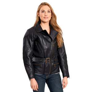 100% authentic 8dfca 5978e Highway 1 Fifty-Two Nappa-Lederjacke Damen und Herren