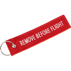 KEY-RING *REMOVE BEFORE