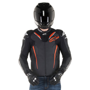 Alpinestars Motorcycle Jacket >> Buy Alpinestars Atem V3 Leather Combi Jacket Louis Motorcycle